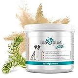 Ida Plus–barf Mar algas Harina   relleno adicional para perros   alta contenido de minerales naturales, fuente de yodo   100% Producto natural