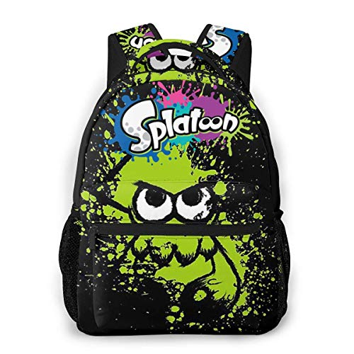 Spla-Toon 2 Kids School Backpack for Girls Boys Lightweight Durable Middle Elementary Daypack Book Bag