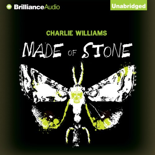 Made of Stone audiobook cover art