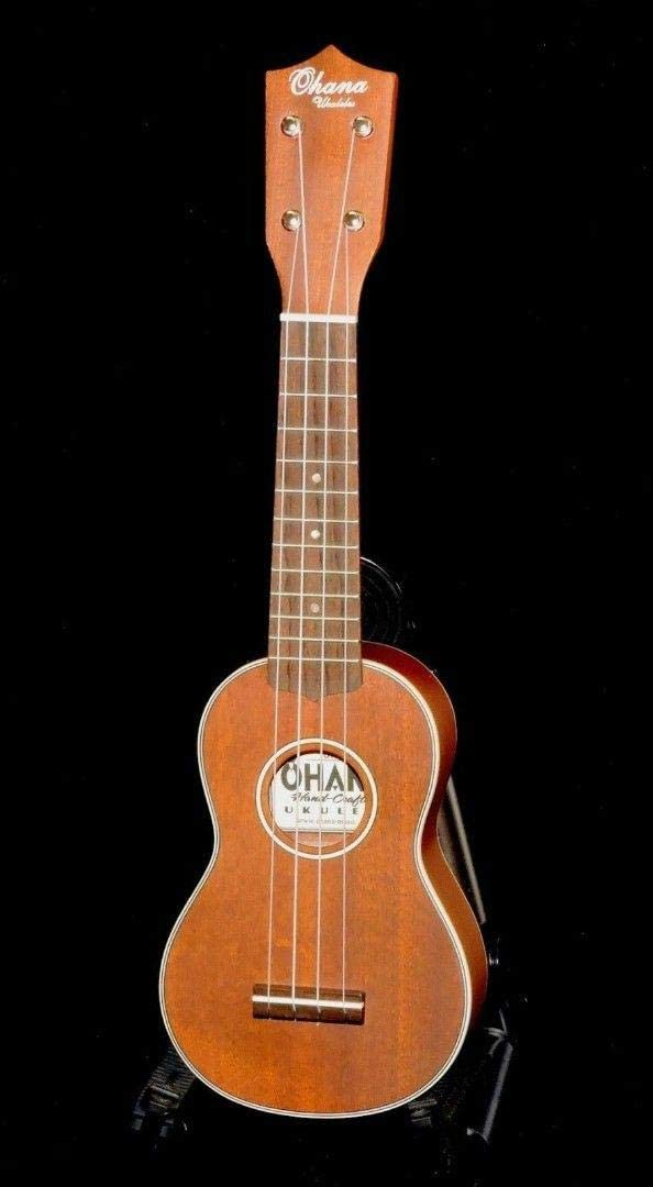 @ Popular Max 68% OFF Ohana Sopranino Solid Mahogany Ukulele SK-21