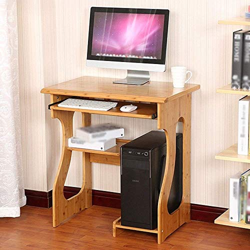 FTFTO Productos para el hogar Mesa de Madera Maciza Escritorio para computadora de Escritorio Escritorio Simple para computadora en casa Escritorios de 74 * 70 cm