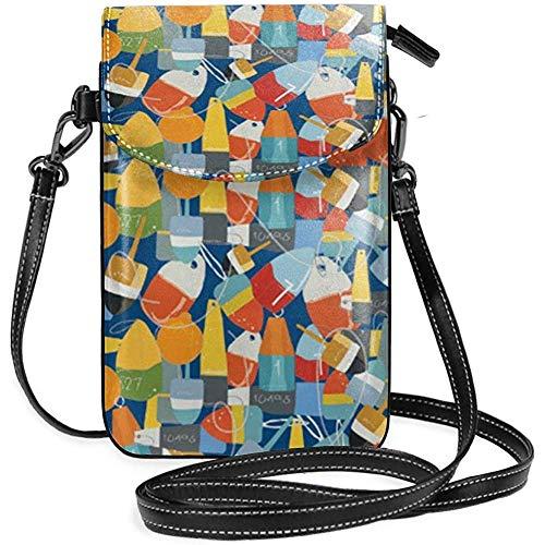 Bojen-Seehandy-Geldbeutel-Geldbörse für die Frauen, die Reise-kleine Crossbody-Tasche kaufen