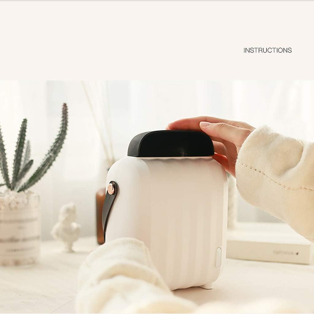 YUTRD ZCJUX Chauffe-Pain, Parfait for Usage Personnel dans Le Bureau, Le Domicile ou Lorsque Voyage à des endroits froids (Color : White) White