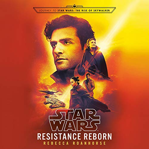 Resistance Reborn (Star Wars) audiobook cover art