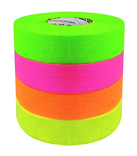 North American Tape Neon Color 24mm/27m, Farbe:neon grün