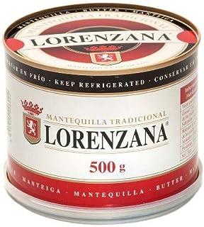Mantequilla asturiana tradicional LORENZANA sin sal.(varios