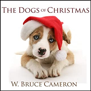 The Dogs of Christmas audiobook cover art