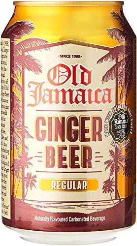 Old Jamaica Ingwerbier, 330 ml, 12 Stück