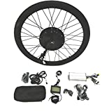 The kit includes the motorized wheel, Tire, 45A sine wave controller, PAS, brake lever, throttle with lock, LCD display, controller bag, cable harness & 6 or 7 speed gear(we send 6 speed gear if no special request) for the rear wheel. Top speed: 660R...