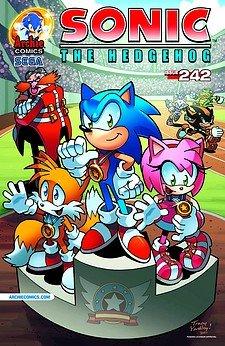 Sonic the Hedgehog, No. 242
