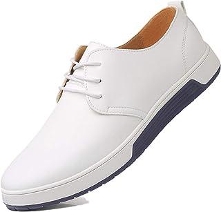 Extra Especialmente Grande Tama?o 48 Hombres Ante Cuero de los Hombres Casual Zapatos Inglaterra Estilo