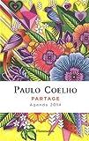 Agenda Paulo Coelho 2014 - Partage