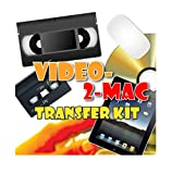 VHS and Camcorder Video Capture Kit. For Mac OSX. Works with Catalina (10.15)