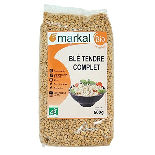 BLE TENDRE Complet Bio - 500g