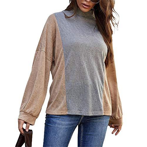 Cuore Langarm Rundhals Shirt Bottoming Shirt Mode All - Match Farbe Matching...