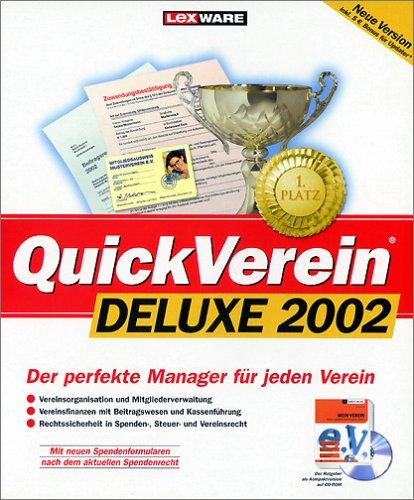 QuickVerein DELUXE 2002