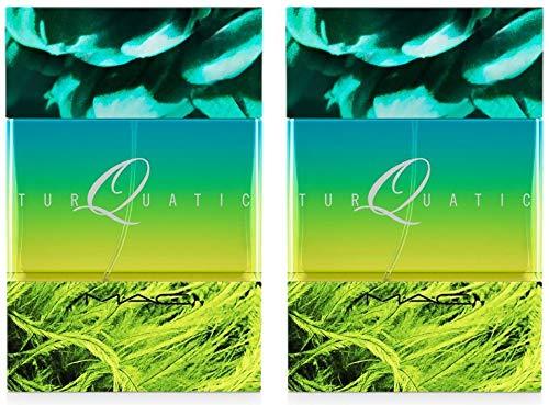 Mac Turquatic Fragrance Perfume 2 Piece Set...