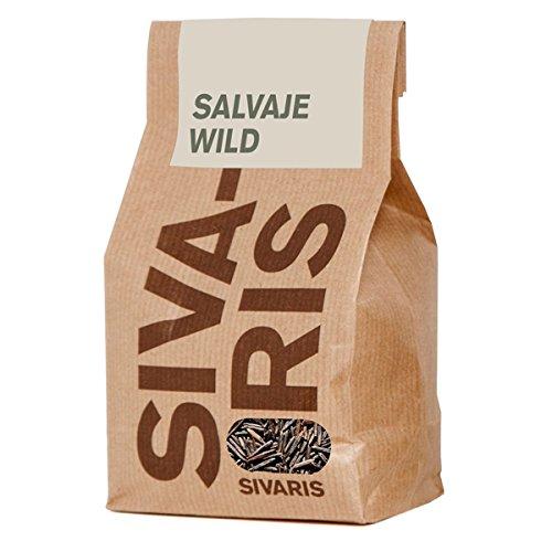 Sivaris Arroz Salvaje Kraft - 1 Paquetes de 1 x 500 gr - Total: 500 gr