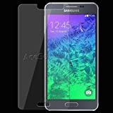 High Responsivity 9H Hardness Anti-Bubble Scratch Resistant Shockproof Tempered Glass Screen Protector Film for AT&T Samsung Galaxy Alpha SM-G850A G850F Cellphone