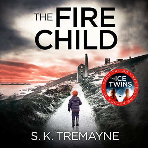 The Fire Child audiobook cover art