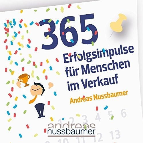 365 Erfolgsimpulse für Menschen im Verkauf Titelbild