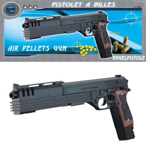 Nick and Ben RIESEN XXL Softair Pistole Air-Soft Federdruck Softair-Gewehr 55038