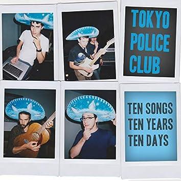 Ten Songs, Ten Years, Ten Days