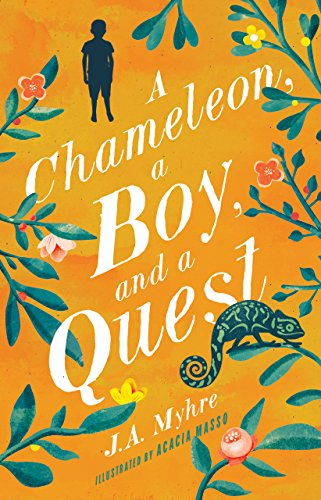 Chameleon, A Boy, and A Quest, A