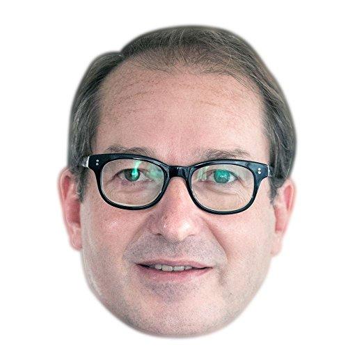 Celebrity Cutouts Alexander Dobrindt Maske aus Karton