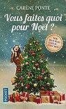 Vous faites quoi pour Noël ? par Ponte