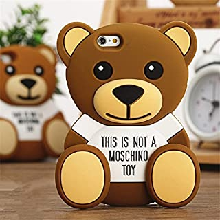 Best moschino teddy bear phone case Reviews