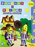 Bananas En Pijama. Colorea. ¡Gracias, Bananas! de Bananas en Pijama (15 ene 2013) Tapa blanda