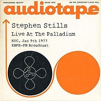 Live At The Palladium, NYC, Jan 9th 1977 KBFH-FM Broadcast