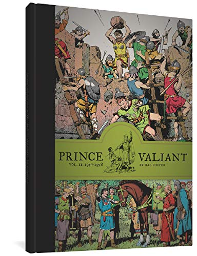 Prince Valiant Vol. 11: 1957-1958: 0