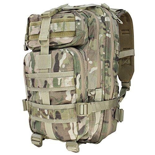 CONDOR 126-008 Compact Modular Style Assault Pack MultiCam