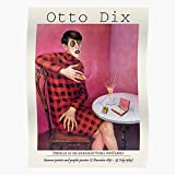 Realistic On Painter Otto The Journalist Wall Dix German