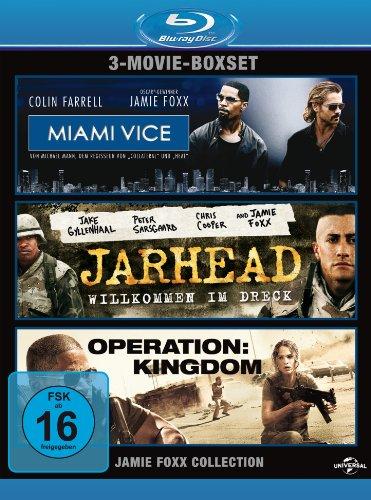 Jamie Foxx - Box [Blu-ray]