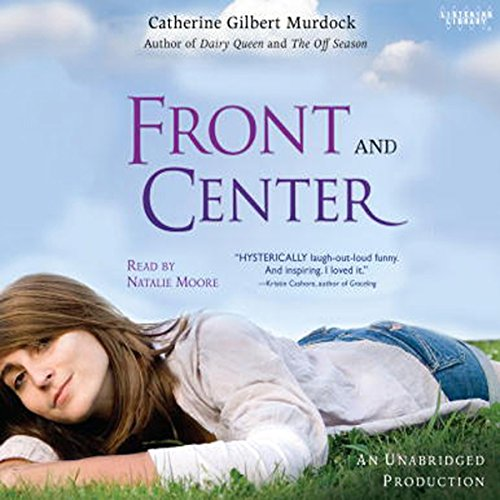 Front and Center audiobook cover art