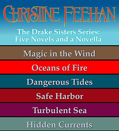 Christine Feehan's Drake Sisters Series: Five Novels and a Novella (English Edition)