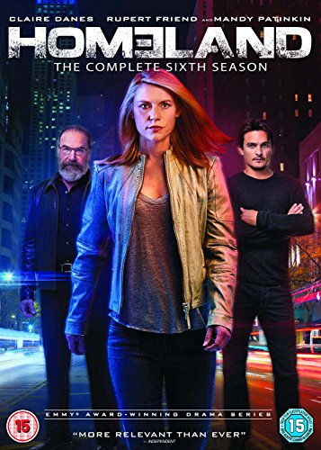 Homeland Season 6 DVD [Import]