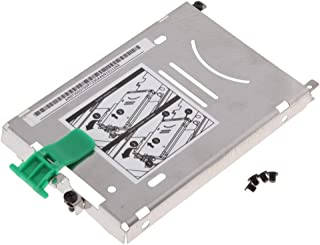 115 * 70 * 10mm HP ZBOOK 15 ZBOOK 17 G1用 HDDハードドライブ ディスクキャディブラケット トレイ&ネジ