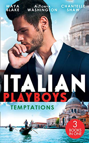 Italian Playboys: Temptations: A Marriage Fit for a Sinner (Seven Sexy Sins) / Provocative Attraction / To Wear His Ring Again (English Edition)