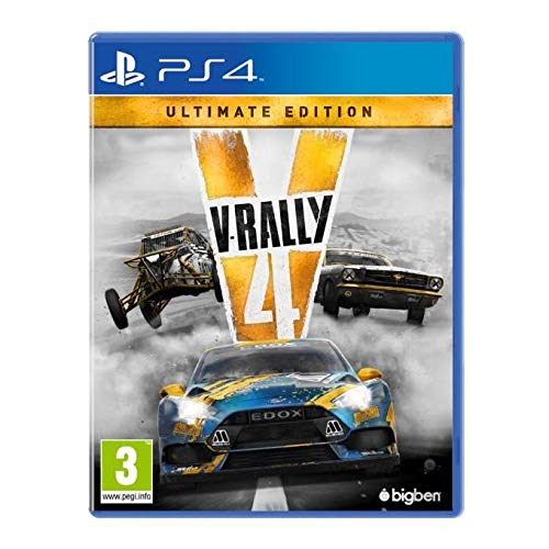 V-Rally 4 Ultimate Edition PS4 Playstation 4