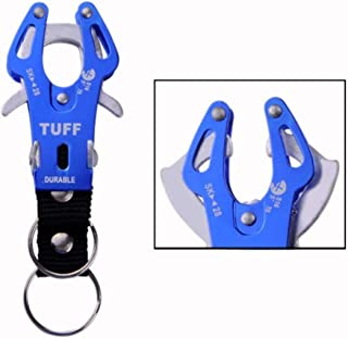 DORLIONA G EN3961 Size S Practical Aluminum Alloy Carabiner Camp Clip Lock Hook Keychain E T rasp dremel 2016