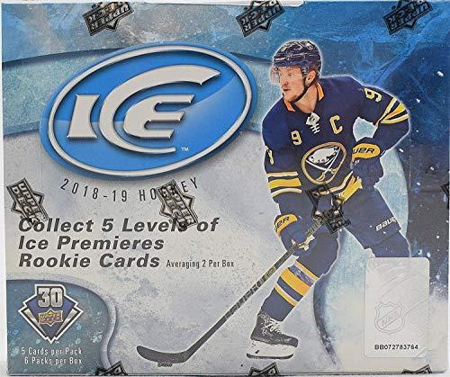Upper Deck 2018/19 Ice Hockey Hobby Box NHL