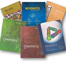 NCERT textbooks physics chemistry maths and English combo for class 11 cbse board 2019 edition