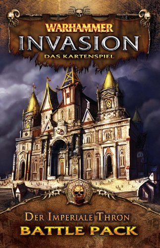 Heidelberger HE230 - Warhammer Invasion: Der Imperiale Thron - Battle Pack