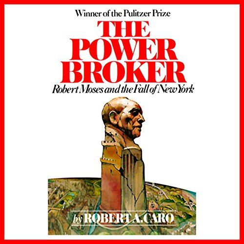 Page de couverture de The Power Broker