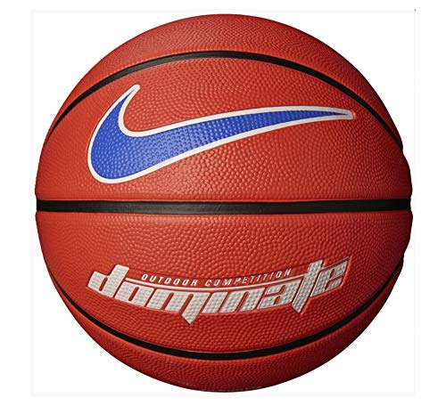 Nike Unisex– Erwachsene Dominate Basketball, orange, 6