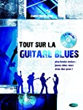 Tout Sur La Guitare Blues Guitar Book/Cd